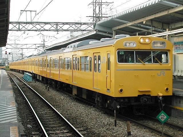 103系 > 南武線 JR東日本 103系 (南武線) (運用離脱) 南武線などで